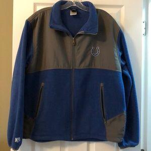 Indianapolis Colts zip up jacket